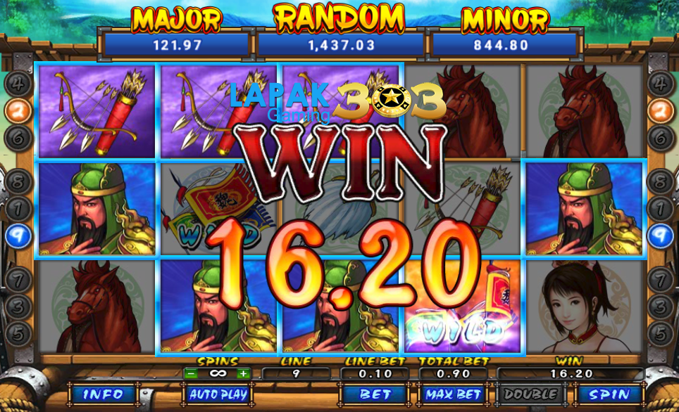 Daftar Joker123, Daftar Slot Games, Games Slot, Slot Mesin, Three Kingdom Quest, Agen Joker123, Joker Gaming, Slot Online